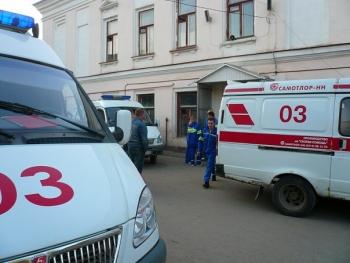 Скорая медицинская помощь города калуги