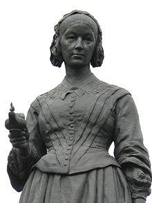 Памятник Флоренс Найтингейл