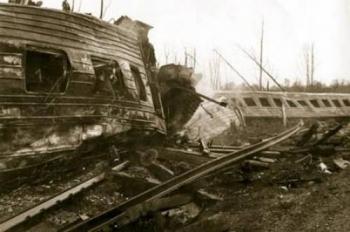Железнодорожная катастрофа под Уфой — крупнейшая в истории России и СССР железнодорожная катастрофа, произошедшая 4 июня