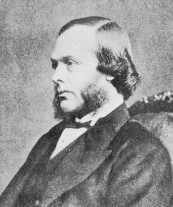 Джо́зеф Ли́стер  5 апреля 1827 — 10 февраля 1912) — крупнейший английский хирург и учёный, создатель хирургической антисептики