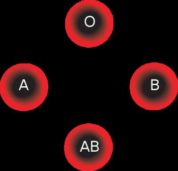 Схема переливания разногруппной крови