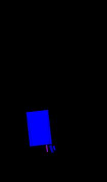 Измерение артериального давления. 1-манжета сфигмоманометра 2-стетоскоп